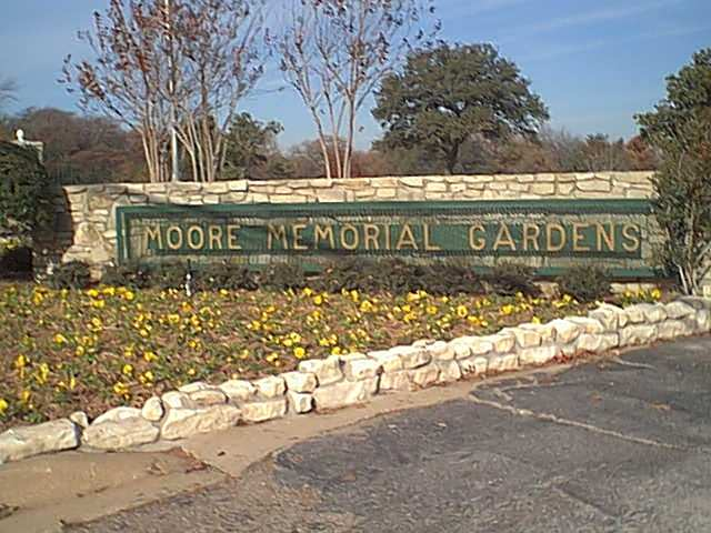 moore memorial gardens cemetery arlington tarrant texas usa genealogy of the bryan and
